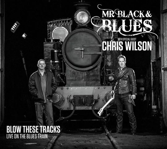 MR. BLACK AND BLUES 'Blow These