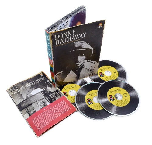 DONNY HATHAWAY ''Never My Love : The