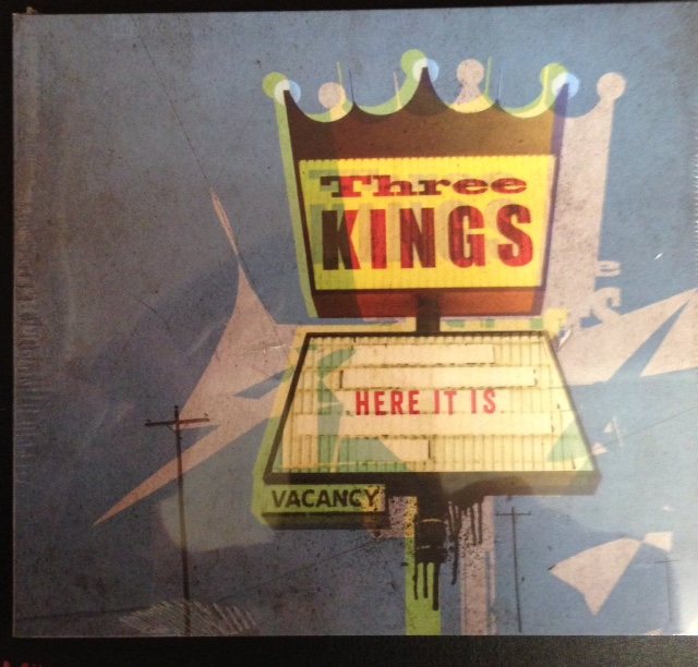 """THREE KINGS """"Here It Is"""" CD - The"""
