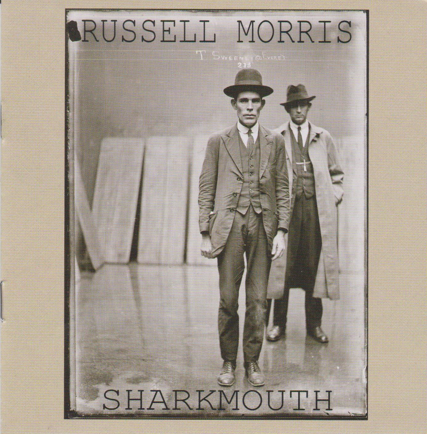 RUSSELL MORRIS 'Sharkmouth' LP - The