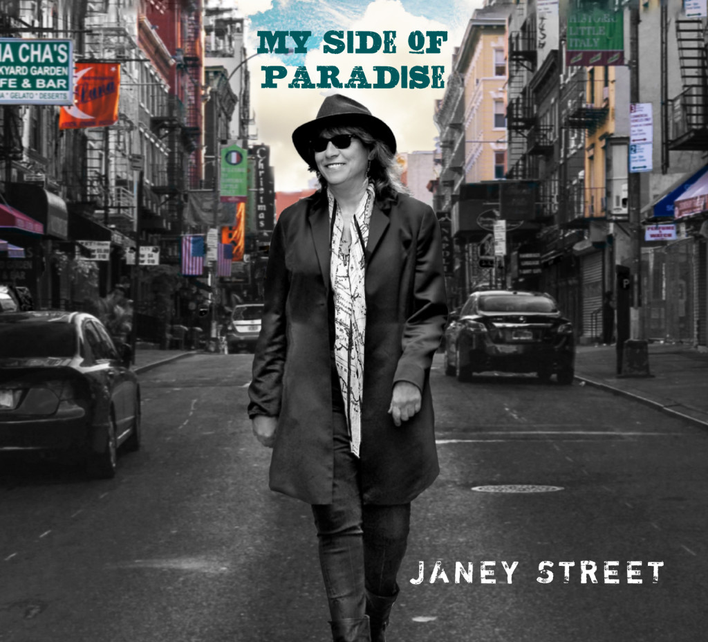 My Side Of Paradise 'Janey Street' CD