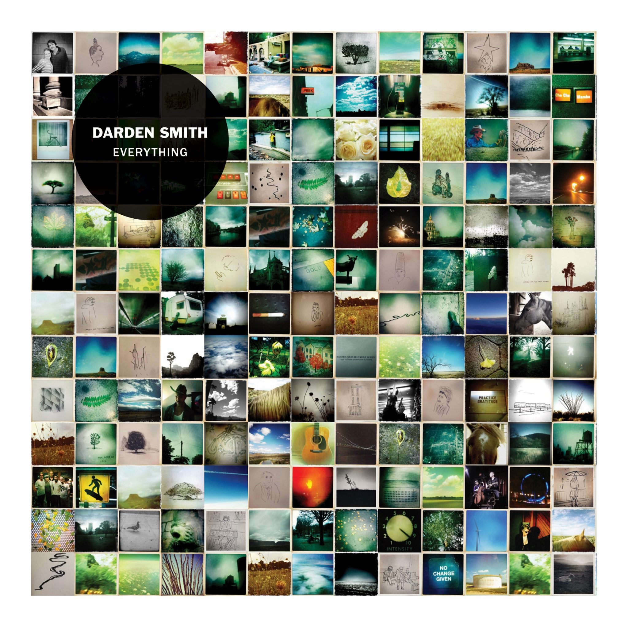 DARDEN SMITH 'Everything' CD - The