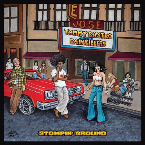 Stompin'ground