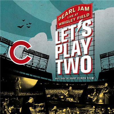 PEARL JAM 'Live At Wrigley Field' CD